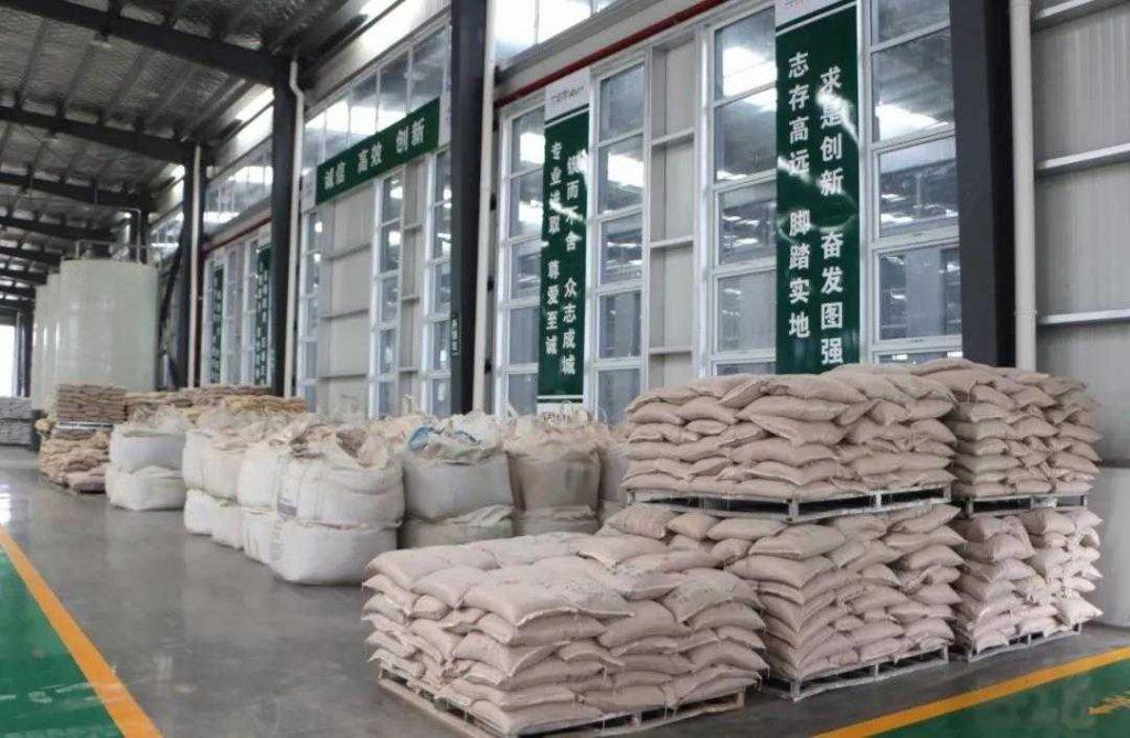 兰堡湾对物料进行详细抽样检测,合格品方可入库。